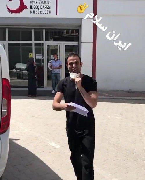 ماجرای بازگشت وحید خزایی از ترکیه