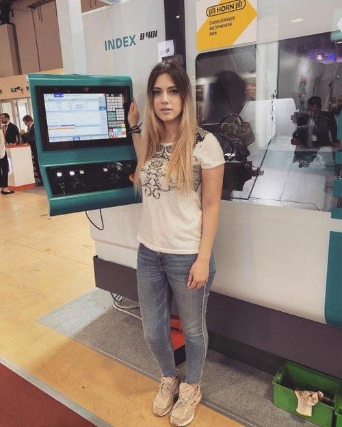بیوگرافی لیلیا نوویکووا