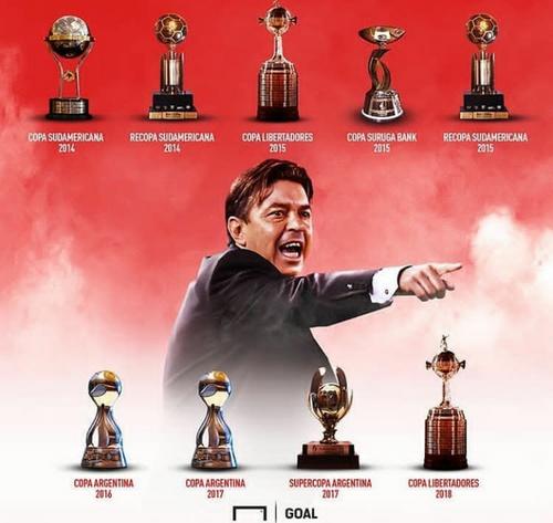 میلیونرها لقب تیم اول کشور آرژانتین