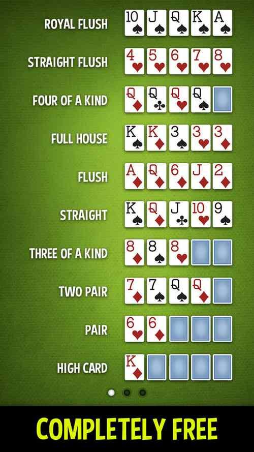 بهترین کارت ها برای شروع پوکر چه کارت هایی هستند؟