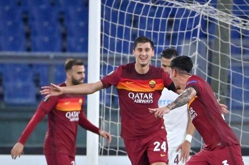 عملکرد AS رم در لیگ قهرمانان اروپا