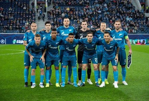 شرط بندی در تیم زنیت در لیگ روسیه
