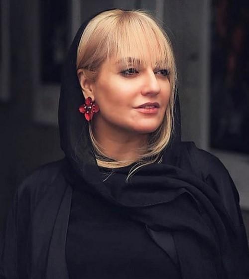 مهناز افشار محبوب ترین سلبریتی ایرانی