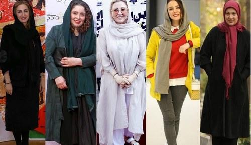 سلبریتی های زن معروف ایران چه کسانی هستند و در چه زمینه هایی فعالیت دارند؟