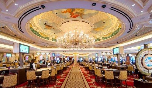 بیشترین شرط بندی ها در کازینو casino venetian چقدر می باشند؟